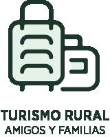 Turismo rural para familias y amigos