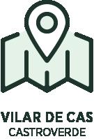 Vilar de Cas, Castroverde